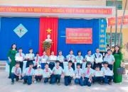 Trường tiểu học Nguyễn Thái Húy tổ chức buổi Lễ tổng kết năm học 2018 – 2019